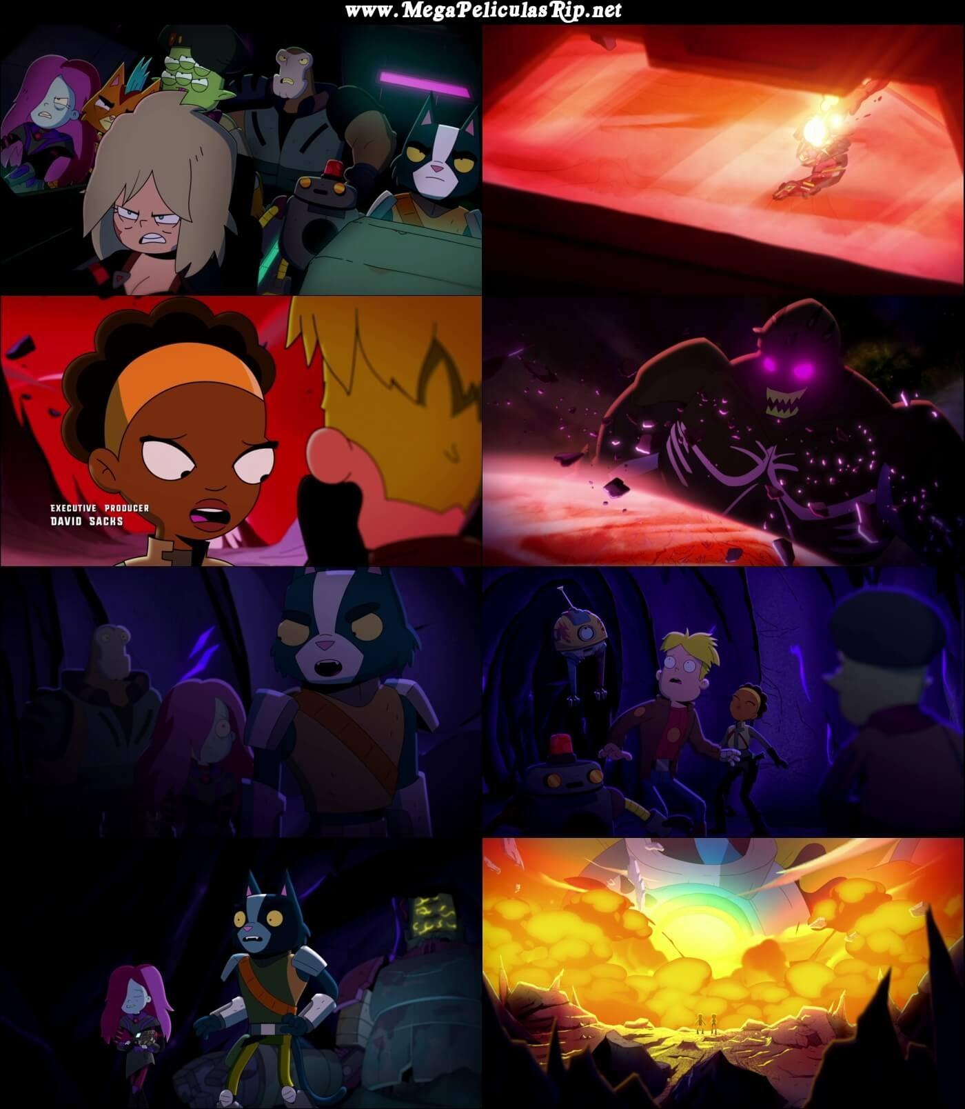 Final Space Temporada 3 1080p Latino