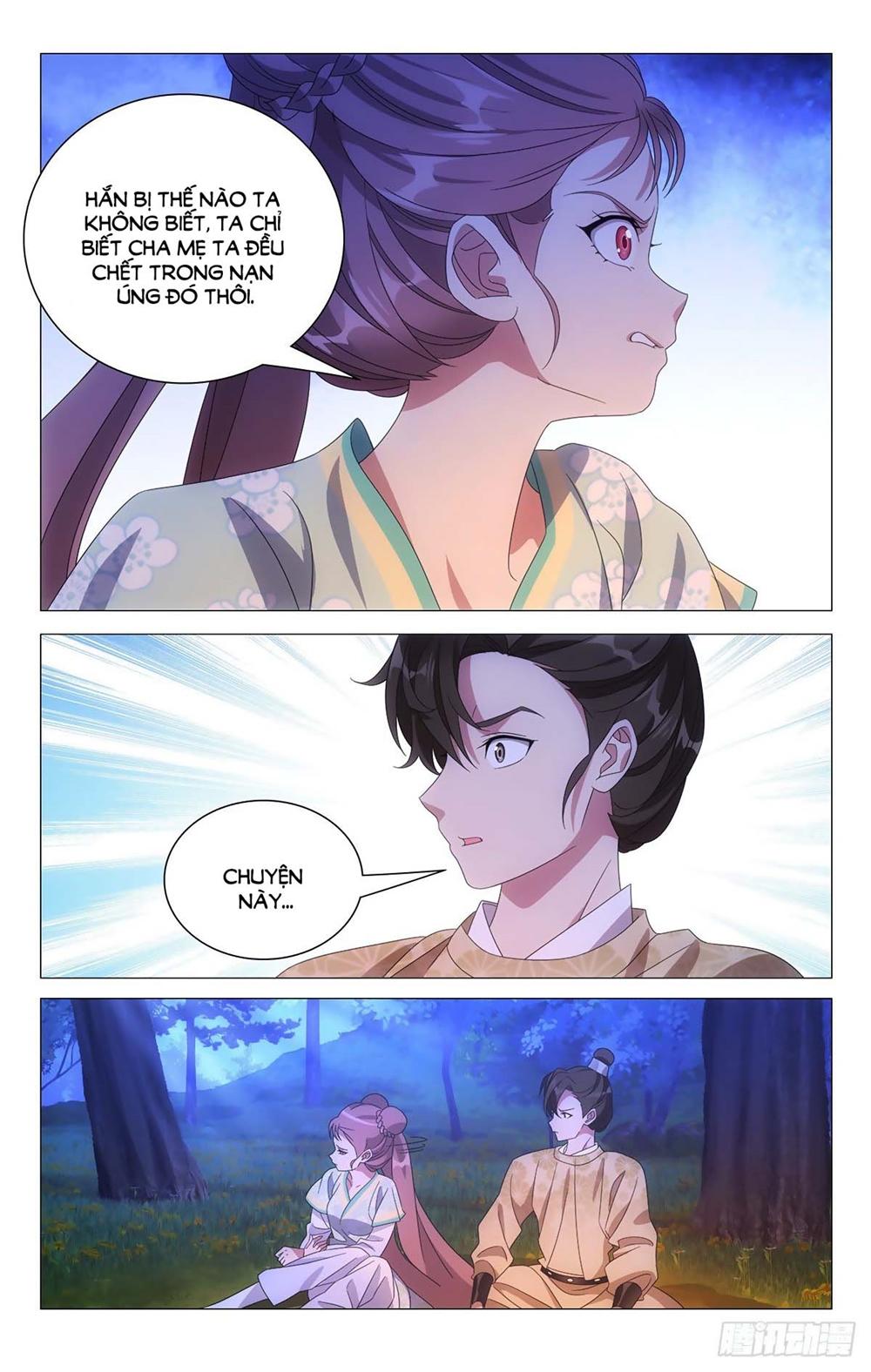 Tướng Quân! Không Nên A! Chapter 21 - Trang 11