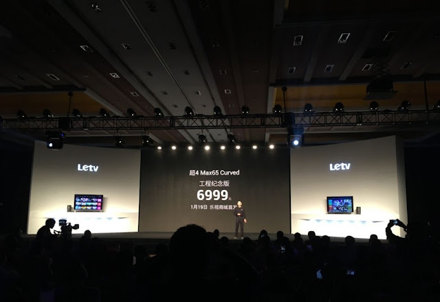 LeTV Smart TV, launch, price