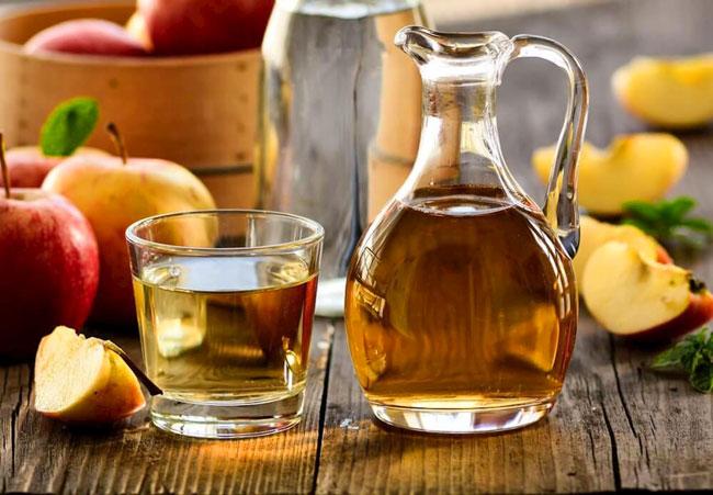 Vinagre de maçã e gengibre para perda de peso