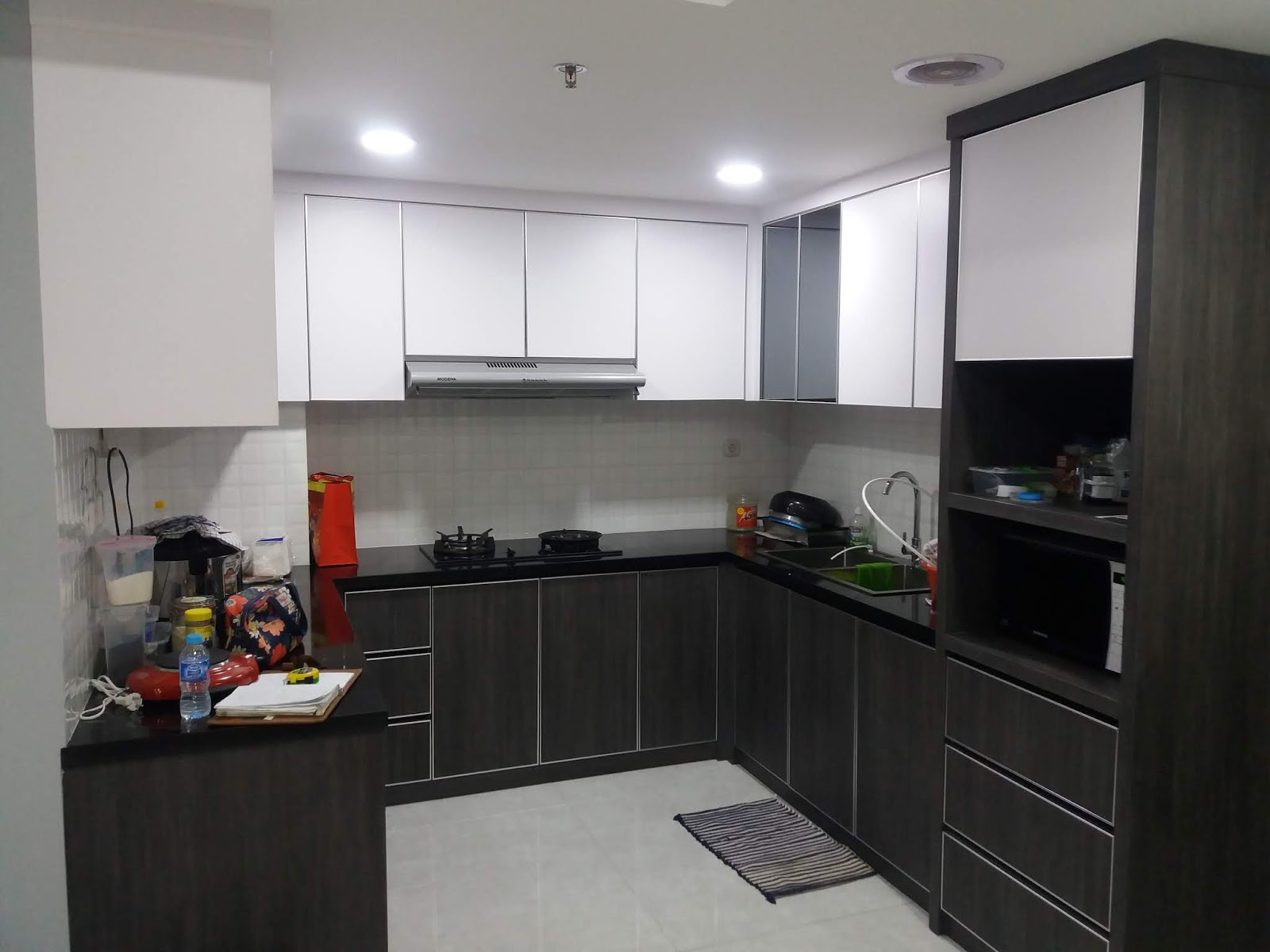 Kitchen Set Murah Pabrik Kitchen Set Minimalis Gallery Original