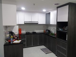 Gambar Kitchen Set Minimalis Jakarta Barat