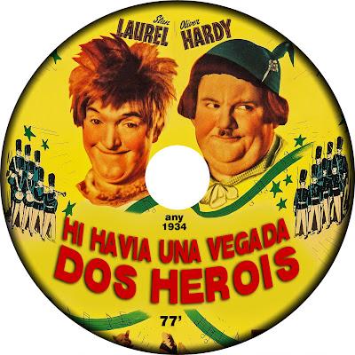 Hi havia una vegada dos herois - [1934]