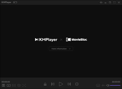 Aplikasi Pemutar Video Terbaik KMPlayer
