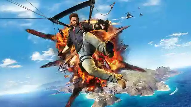 Just Cause 4 Highly Compressed For Pc 20MB