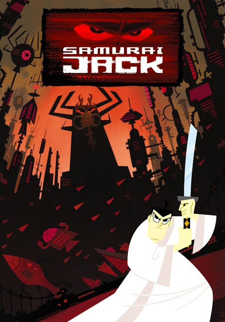 Samurai Jack All Seasons All Episodes All Images In Hd