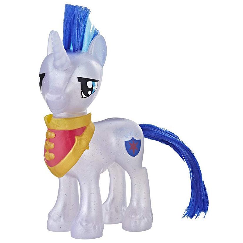 my little pony 3 pack shining armor brushable pony mlp merch