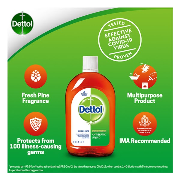Dettol Company Distributorship
