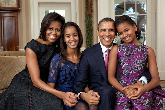 Former US President Barack Obama on his 59th Birthday-