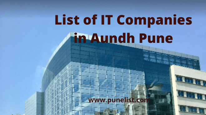 IT Companies in Aundh
