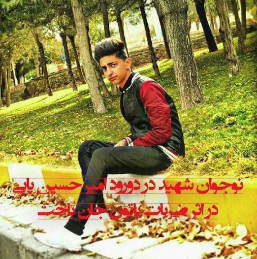 Amir Hossein Paie