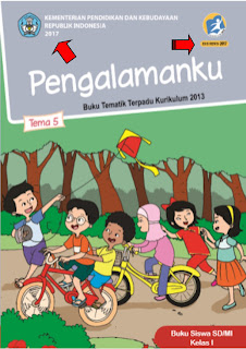 Download Buku Guru Buku Siswa Semester Dua K-13 Revisi 2017 Kelas One Sd Semester 2