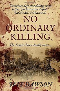 No Ordinary Killing by Jeff Dawson Book Cover