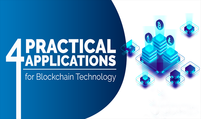4 Practical Applications for Blockchain Technology