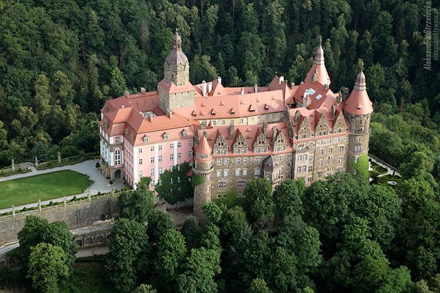 Zamek Książ - Aleksandra Strzelecka