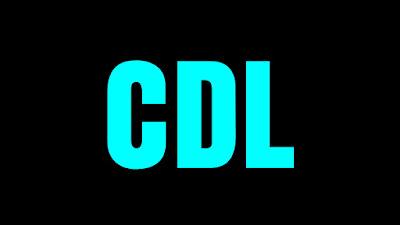 Arti CDL dalam Berhubungan