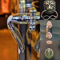 Venetian Door Handles