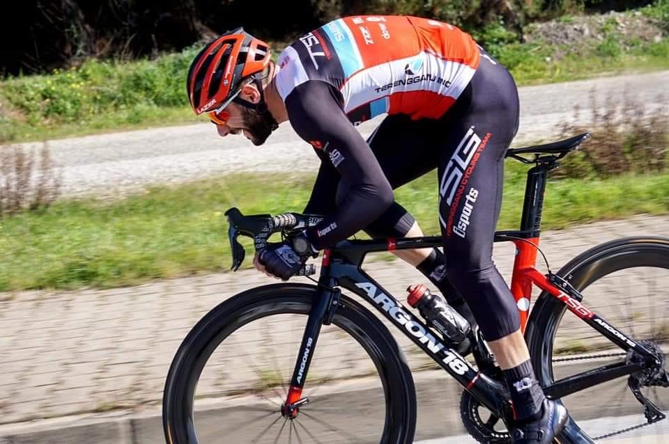 الجائزة الكبرى منافجات لدراجات: رقيقي يوسف في المركز السابع