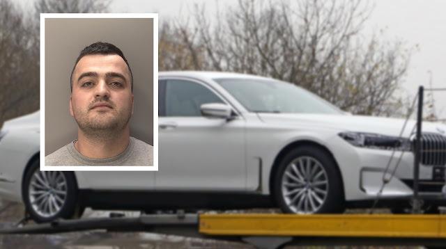 Arrestato in Inghilterra l'albanese con tre nomi, beccato con 4mila sterline in macchina