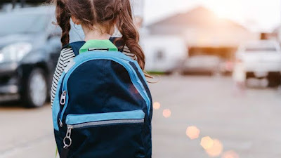 How to Tell If Your Child's School Backpack Weighs Too Much