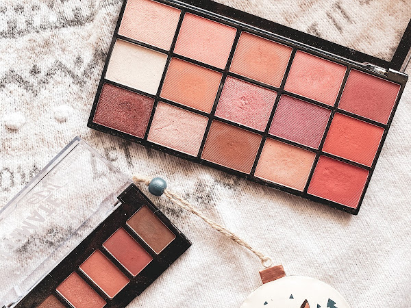 My go to eyeshadow palettes for Christmas | Blogmas