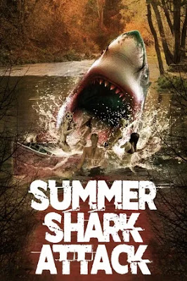 Summer Shark Attack (2016) Hindi Dubbed Full Movie Watch Online Movies