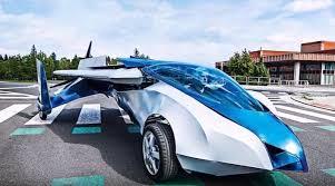 4 Mobil Terbang Terbaru Tercanggih di Dunia