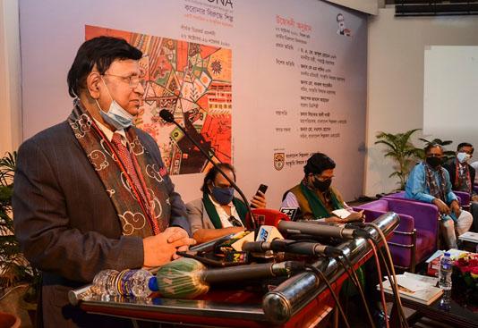 করোনাকালে এশিয়ায় বাংলাদেশের প্রবৃদ্ধি সবচেয়ে বেশি : পররাষ্ট্রমন্ত্রী ড. এ.কে আব্দুল মোমেন