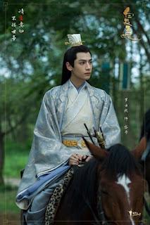 ฮ่องเต้หรงฉี (Rong Qi) @ ชายาไร้ใจ (Princess Silver: 白发王妃)