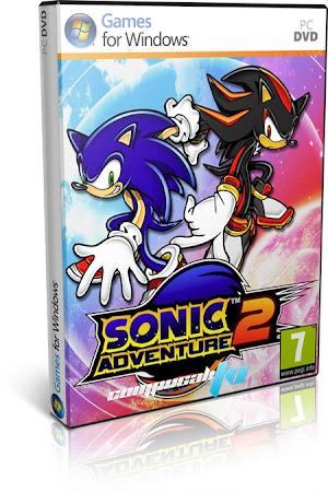 Sonic Adventure 2 PC Full Español Descargar Reloaded 2012