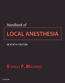 Handbook of Local Anesthesia 7th Edition