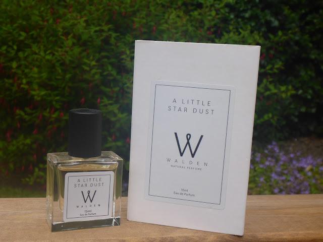 Walden Natural Perfume A Little Star Dust