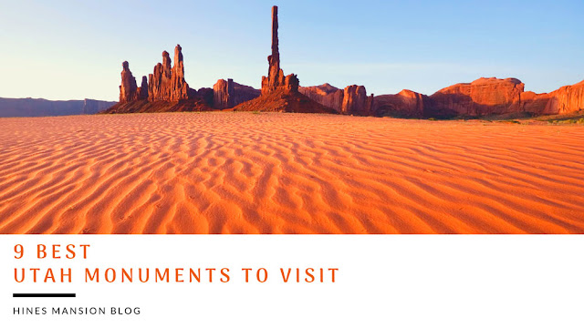 The 9 Best National Monuments to Visit in Utah blog cover image