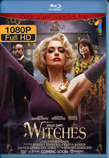Las Brujas (The Witches) (2020) [1080p Web-DL] [Latino-Inglés] [LaPipiotaHD]