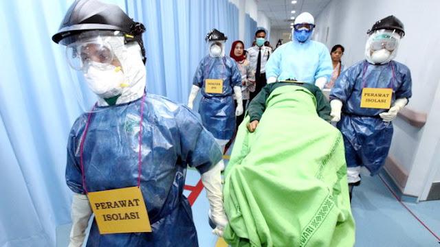 42 Tenaga Kesehatan di Jakarta Positif Corona, Warga Diimbau untukTetap di Rumah