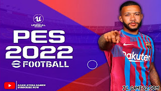 FOOTBALL PES 2022 PPSSPP ANDROID EUROPEUS