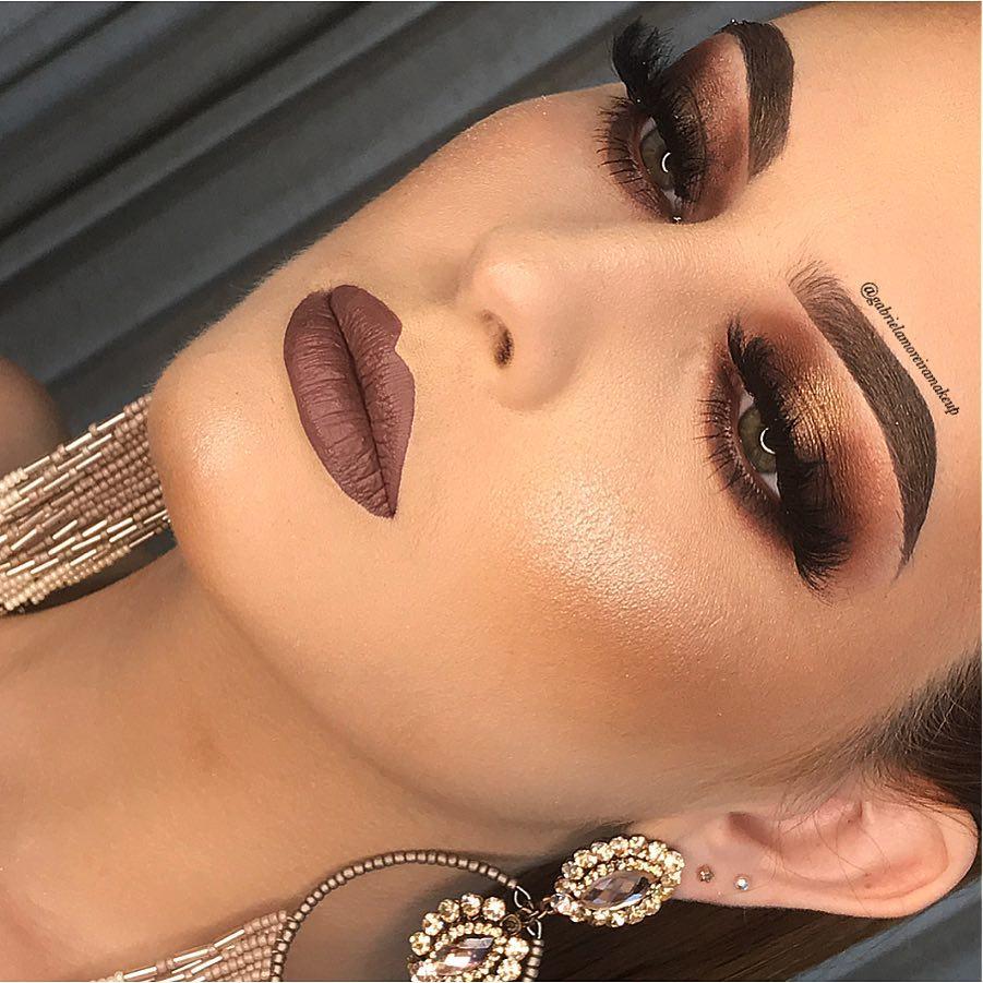 maquiagem-marrom