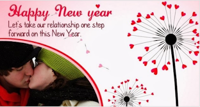 Happy New Year 2017 Romantic Greeting Cards