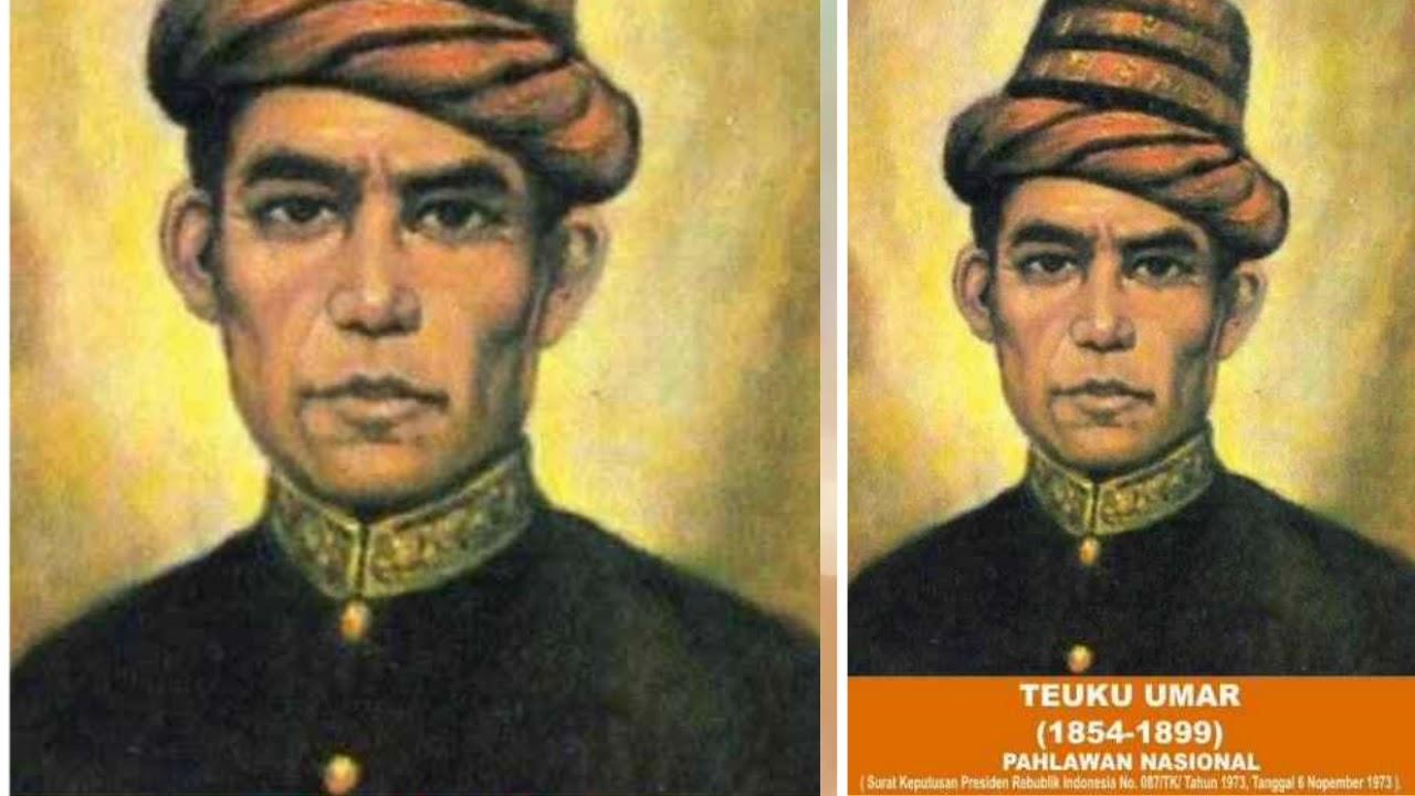 Gambar Pahlawan Nasional Dari Aceh