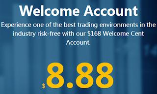 CGTrade $8.88 Forex No Deposit Bonus
