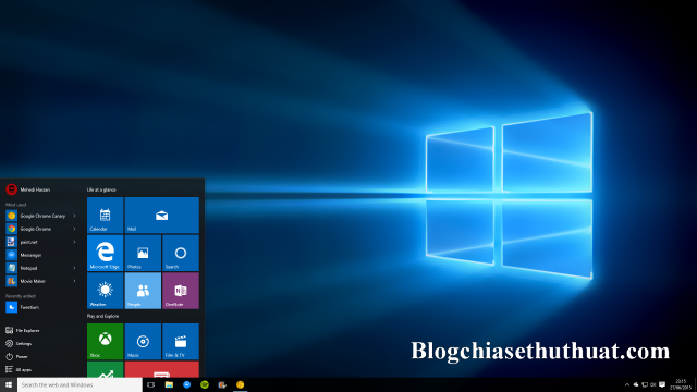Ghost Win10 Pro [x64] Version 1607 Full Soft All Main