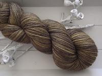 """""""GROUVES""""... handgefärbte Wolle"""
