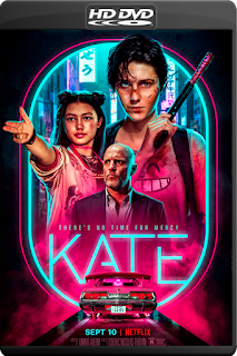 Kate [2021] [Custom – DVDR] [Latino]