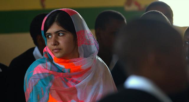 Fotograma: Él me llamó Malala (2015)
