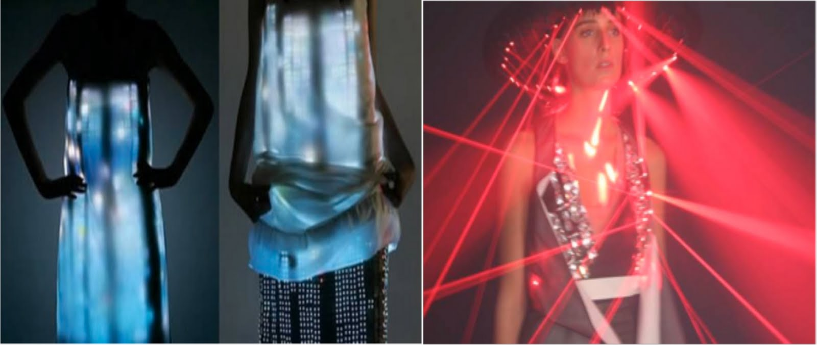 Monishas Ideas Vault April 2011 Mannequin Costume Lighting And Wearable Electronics Another Person Who Uses Lights As Technology Is Hussein Chalayan A Famous Fashion Designer Thinks Out Of The Box With His Work