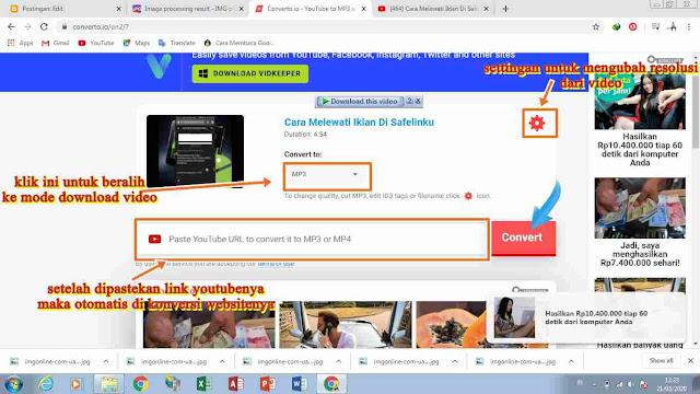 halaman home converto.io