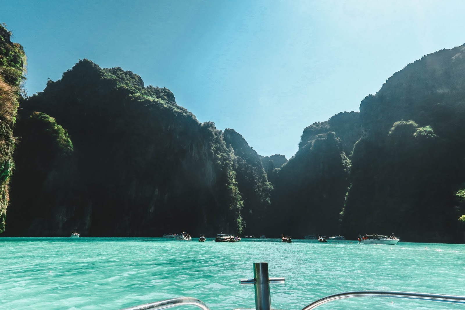 Contiki Thailand Island Hopper West