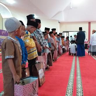 Bukber dan Santunan Yatama di IPMAFA