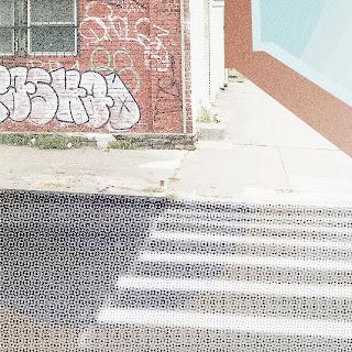 Ny poster i webbshoppen: Hus med graffiti 🖤
