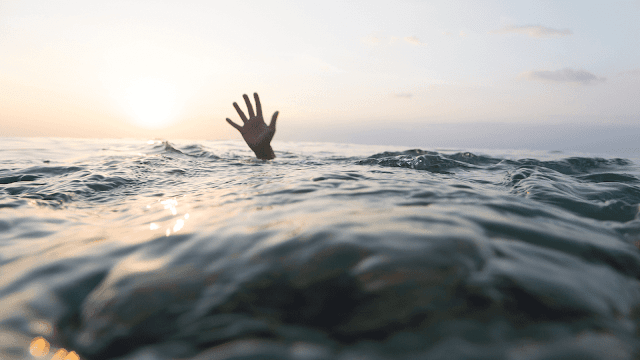 الغرق في المنام